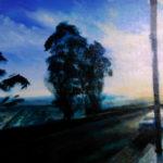 Sunset Series – Noriega, acrylic on canvas.